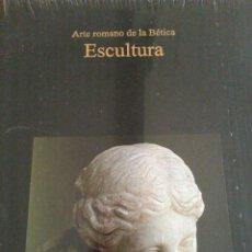 Libros de segunda mano: ARTE ROMANO DE LA BÉTICA. ESCULTURA - PILAR LEÓN (COORD.) - FUND. FOCUS-ABENGOA, 2009 - PRECINTADO. Lote 146459122