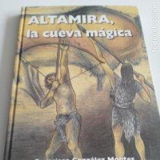 Libros de segunda mano: ALTAMIRA, LA CUEVA MÁGICA. Lote 146742662