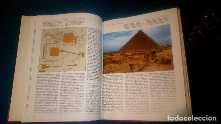 Libros de segunda mano: Los grandes descubrimientos de la Arqueología - 12 tomos - Foto 3 - 147617674