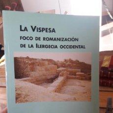 Libros de segunda mano: LA VISPESA, ALMUDENA DOMINGUEZ, INST. DE ESTUDIOS ALTOARAGONESES, 1994, 142P. MUY RARO. Lote 149819518