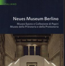 Libros de segunda mano: MUSEO NUOVO BERLINO. Lote 150648898