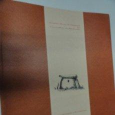 Libros de segunda mano: CARTA AQUEOLOGICA DO CONCELHO DO REDONDO. Lote 150631594
