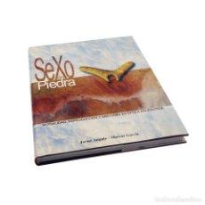 Libros de segunda mano: SEXO EN PIEDRA. AÑO:2005. NUEVO. SEXUALIDAD, REPRODUCCIÓN Y EROTISMO EN LA ÉPOCA PALEOLÍTICA. . Lote 151504326