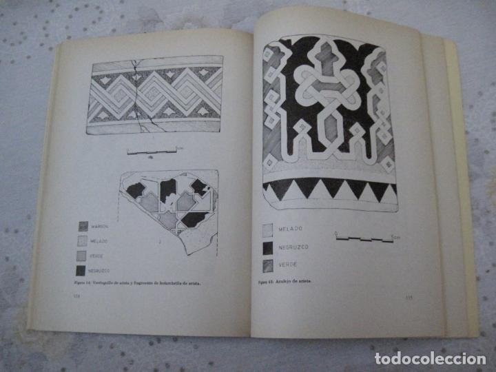 Libros de segunda mano: CERAMICAS MEDIEVALES DECORADAS DE TALAVERA DE LA REINA ( TOLEDO ) - Foto 2 - 151543414