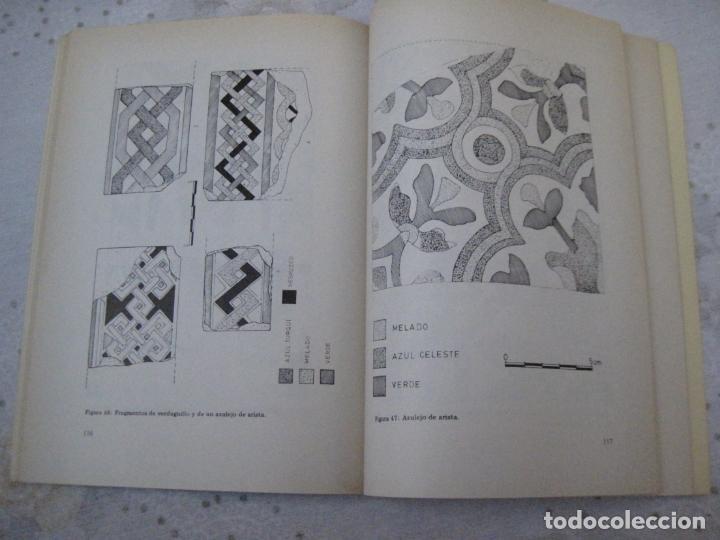 Libros de segunda mano: CERAMICAS MEDIEVALES DECORADAS DE TALAVERA DE LA REINA ( TOLEDO ) - Foto 4 - 151543414