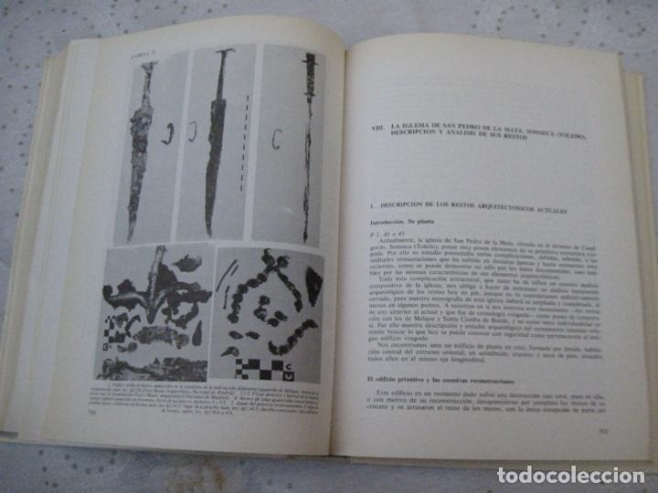 Libros de segunda mano: EXCAVACIONES ARQUEOLOGICAS EN ESPAÑA - STA. MARIA MELQUE (TOLEDO)SAN PEDRO MATA Y STA.COMBA-ORENSE. - Foto 5 - 151545422