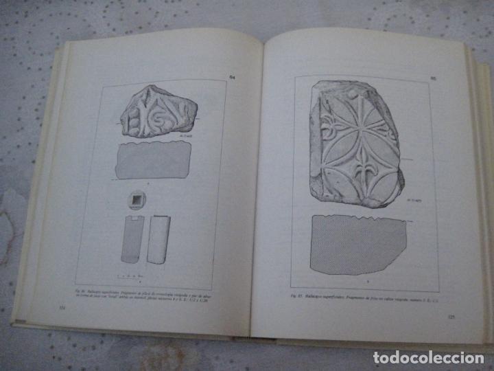 Libros de segunda mano: EXCAVACIONES ARQUEOLOGICAS EN ESPAÑA - STA. MARIA MELQUE (TOLEDO)SAN PEDRO MATA Y STA.COMBA-ORENSE. - Foto 6 - 151545422