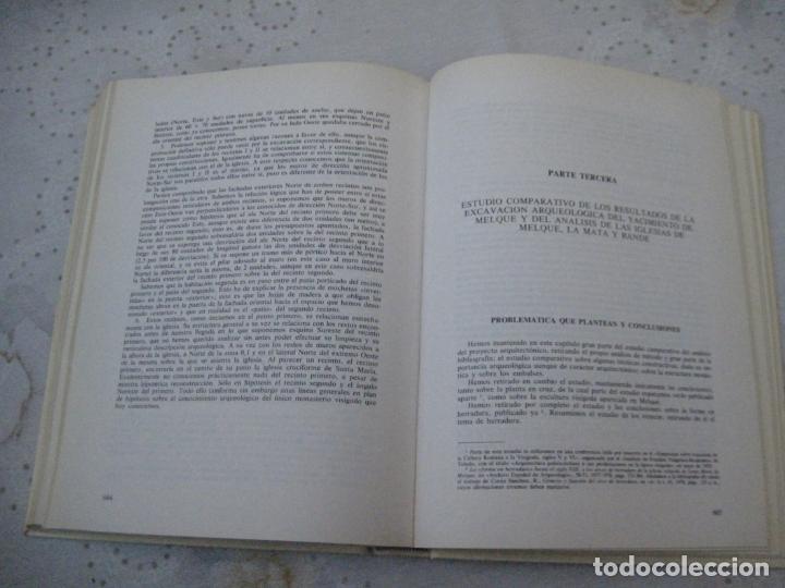 Libros de segunda mano: EXCAVACIONES ARQUEOLOGICAS EN ESPAÑA - STA. MARIA MELQUE (TOLEDO)SAN PEDRO MATA Y STA.COMBA-ORENSE. - Foto 12 - 151545422