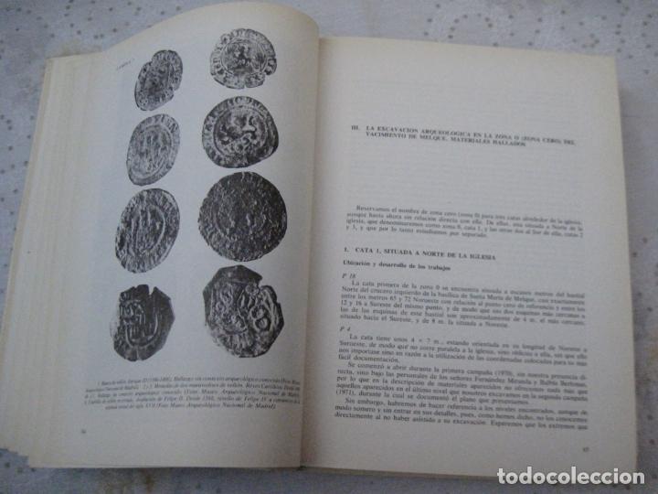 Libros de segunda mano: EXCAVACIONES ARQUEOLOGICAS EN ESPAÑA - STA. MARIA MELQUE (TOLEDO)SAN PEDRO MATA Y STA.COMBA-ORENSE. - Foto 14 - 151545422