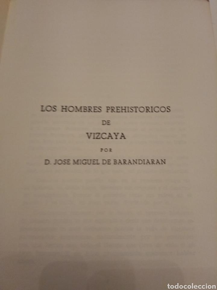 Libros de segunda mano: EL HOMBRE PREHISTÓRICO Y EL ARTE RUPESTRE EN ESPAÑA CUEVAS VIZCAYA MONTE CASTILLO LEVANTE - Foto 2 - 151556396