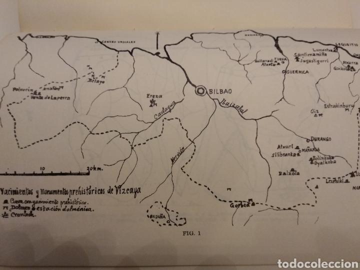 Libros de segunda mano: EL HOMBRE PREHISTÓRICO Y EL ARTE RUPESTRE EN ESPAÑA CUEVAS VIZCAYA MONTE CASTILLO LEVANTE - Foto 3 - 151556396