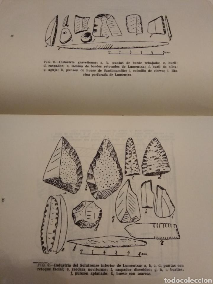 Libros de segunda mano: EL HOMBRE PREHISTÓRICO Y EL ARTE RUPESTRE EN ESPAÑA CUEVAS VIZCAYA MONTE CASTILLO LEVANTE - Foto 4 - 151556396
