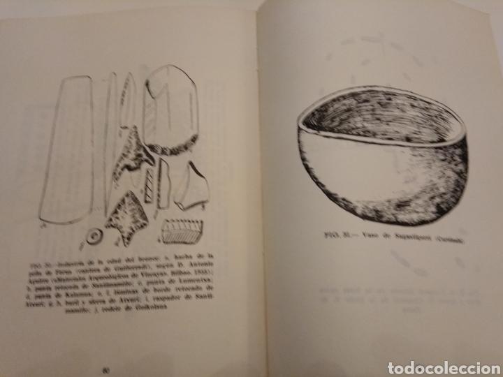 Libros de segunda mano: EL HOMBRE PREHISTÓRICO Y EL ARTE RUPESTRE EN ESPAÑA CUEVAS VIZCAYA MONTE CASTILLO LEVANTE - Foto 5 - 151556396