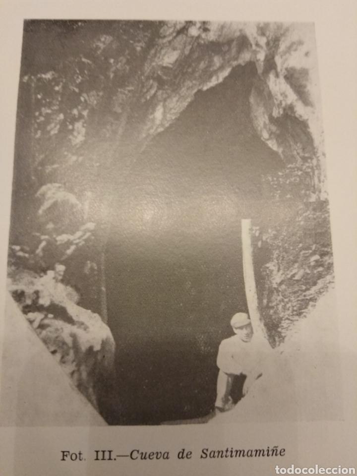 Libros de segunda mano: EL HOMBRE PREHISTÓRICO Y EL ARTE RUPESTRE EN ESPAÑA CUEVAS VIZCAYA MONTE CASTILLO LEVANTE - Foto 6 - 151556396