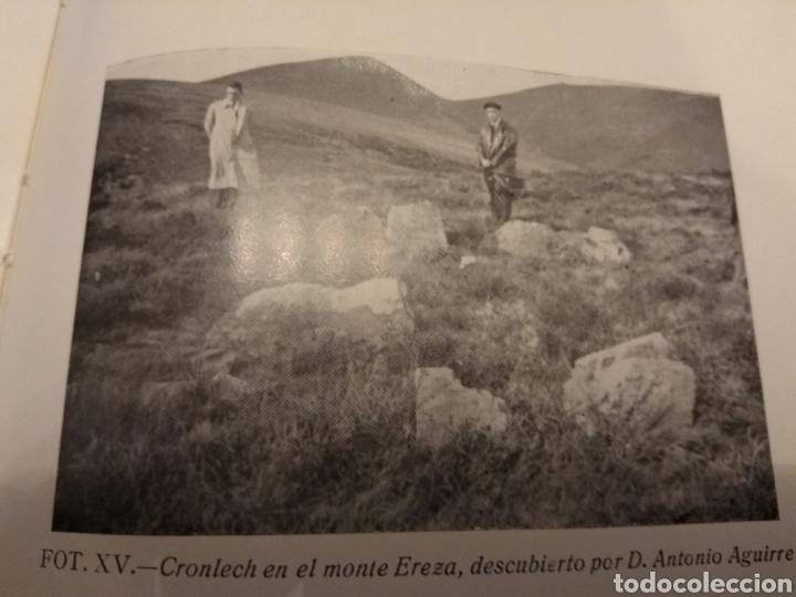 Libros de segunda mano: EL HOMBRE PREHISTÓRICO Y EL ARTE RUPESTRE EN ESPAÑA CUEVAS VIZCAYA MONTE CASTILLO LEVANTE - Foto 10 - 151556396