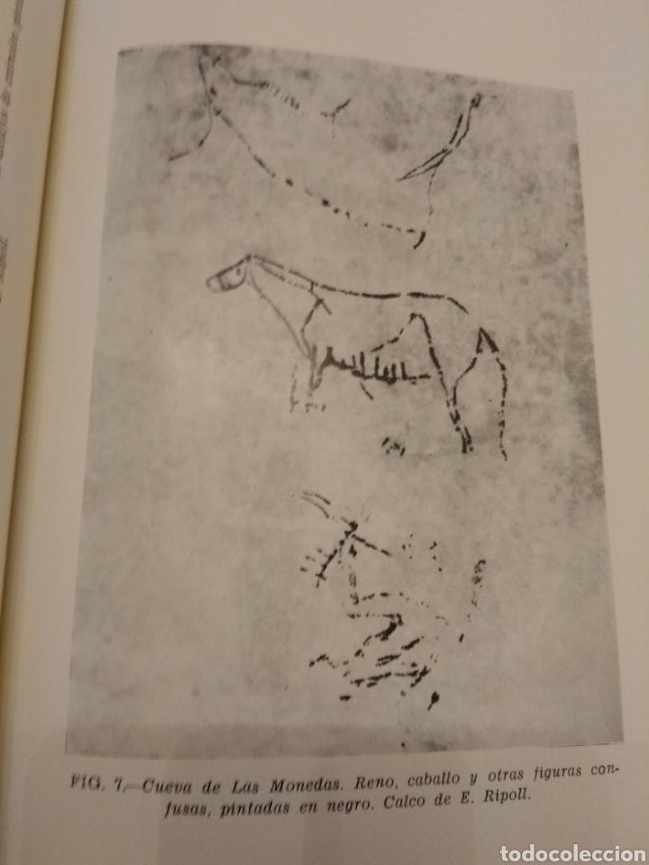 Libros de segunda mano: EL HOMBRE PREHISTÓRICO Y EL ARTE RUPESTRE EN ESPAÑA CUEVAS VIZCAYA MONTE CASTILLO LEVANTE - Foto 12 - 151556396