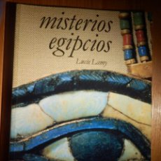 Libri di seconda mano: MISTERIOS EGÍPCIOS - LUCIE LAMY - 96 PAG. - EDITORIAL DEBATE - COLECCIÓN ARTE E IMAGINACIÓN - 1989 . Lote 153277058