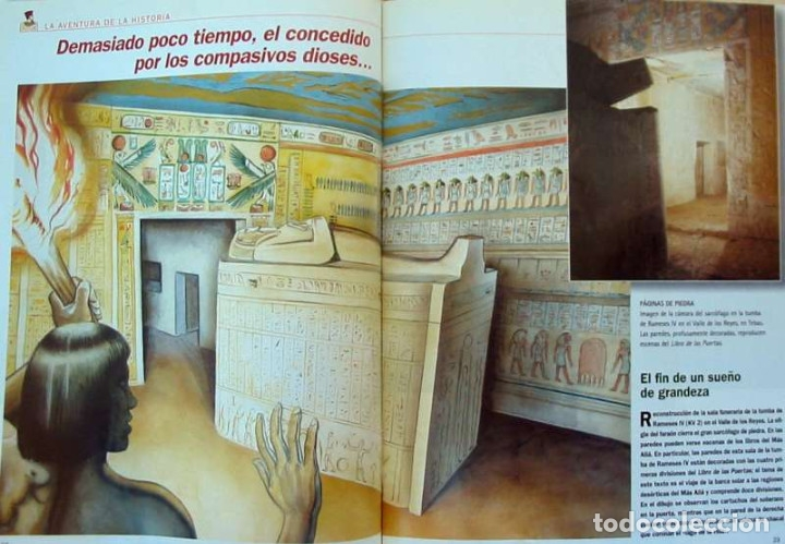 Libros de segunda mano: LOTE DE 32 FASCÍCULOS - EGIPTO / DESCUBRE LOS GRANDES ENIGMAS DEL IMPERIO DE LOS FARAONES - VER - Foto 2 - 155395310