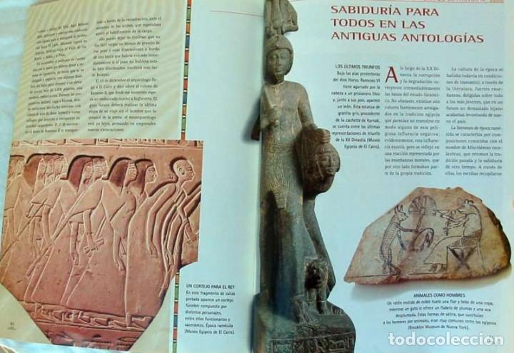 Libros de segunda mano: LOTE DE 32 FASCÍCULOS - EGIPTO / DESCUBRE LOS GRANDES ENIGMAS DEL IMPERIO DE LOS FARAONES - VER - Foto 3 - 155395310