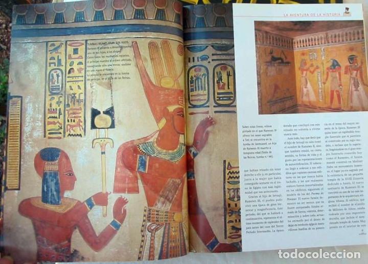Libros de segunda mano: LOTE DE 32 FASCÍCULOS - EGIPTO / DESCUBRE LOS GRANDES ENIGMAS DEL IMPERIO DE LOS FARAONES - VER - Foto 5 - 155395310