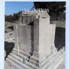 Libros de segunda mano: LUCENTUM, XXXIII 2014, PREHISTORIA, ARQUEOLOGÍA E HISTORIA ANTIGUA. Lote 155404982