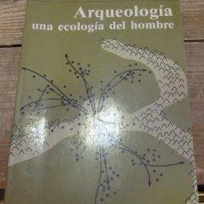 Libros de segunda mano: ARQUEOLOGÍA, UNA ECOLOGÍA DEL HOMBRE. MÉTODO Y TEORÍA PARA UN ENFOQUE CONTEXTUAL. - BUTZER, KARL W.-. Lote 156524630