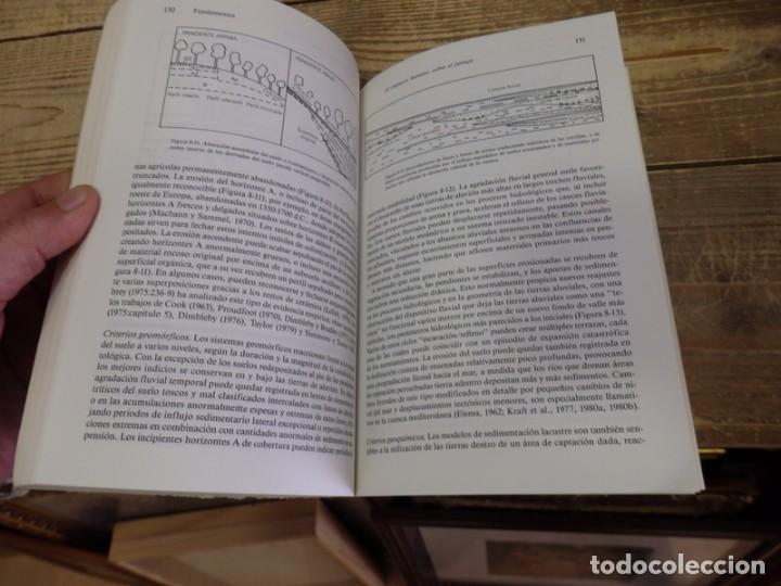 Libros de segunda mano: ARQUEOLOGÍA, UNA ECOLOGÍA DEL HOMBRE. Método y teoría para un enfoque contextual. - BUTZER, Karl W.- - Foto 3 - 156524630