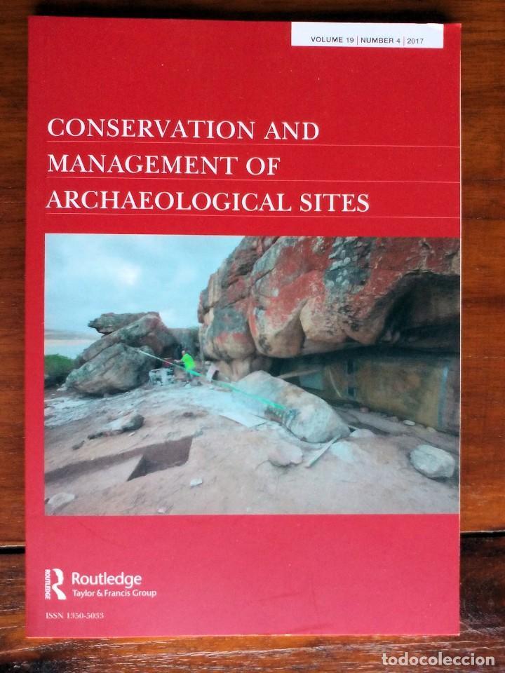 CONSERVATION AND MANAGEMENT OF ARCHAEOLOGICAL SITES (Libros de Segunda Mano - Ciencias, Manuales y Oficios - Arqueología)