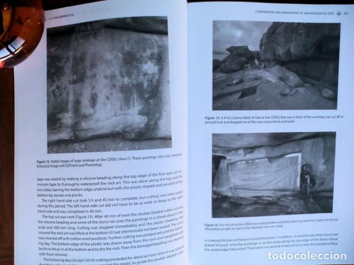 Libros de segunda mano: CONSERVATION AND MANAGEMENT OF ARCHAEOLOGICAL SITES - Foto 3 - 156569818