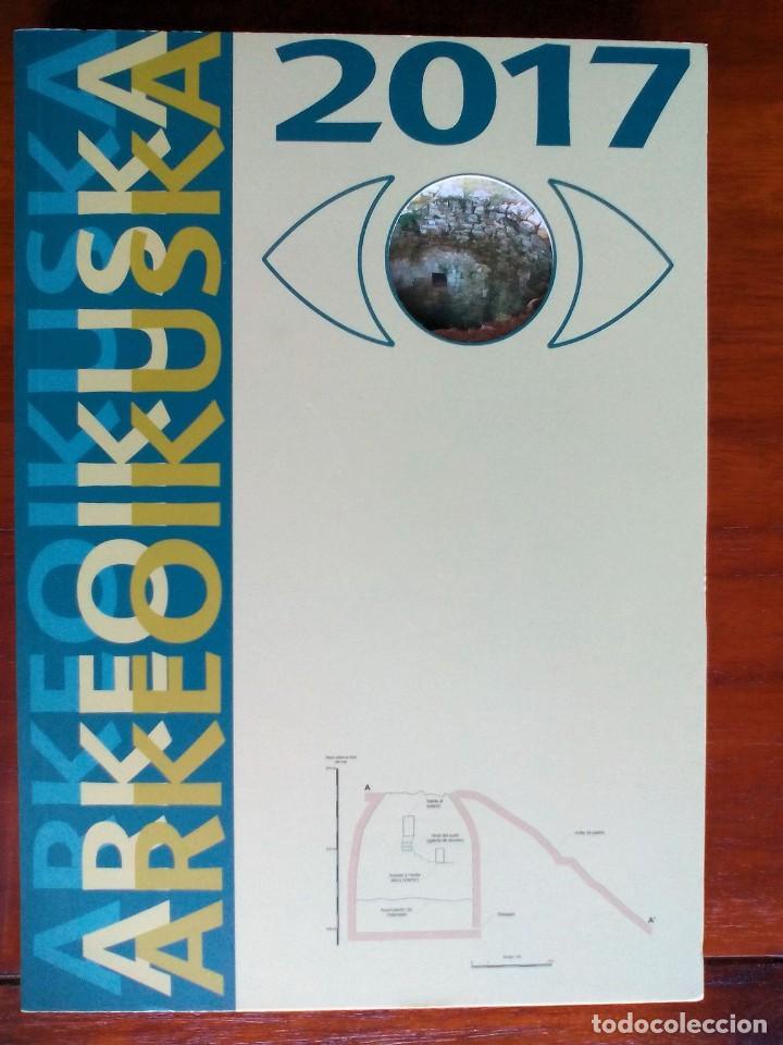ARKEOIKUSKA (Libros de Segunda Mano - Ciencias, Manuales y Oficios - Arqueología)