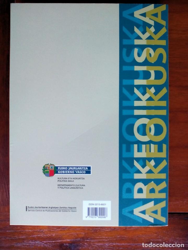 Libros de segunda mano: ARKEOIKUSKA - Foto 2 - 156570130