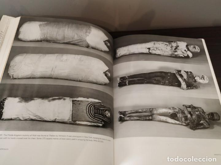 Libros de segunda mano: THE MUMMY IN ANCIENT EGYPT SALIMA IKRAM & AIDAN DODSON - Foto 6 - 159850202