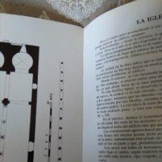 Libros de segunda mano: GUÍAS DE LA IGLESIA DE S. MIGUEL DE ESCALADA Y DEL MONASTERIO DE GRADEFES. Lote 159960318