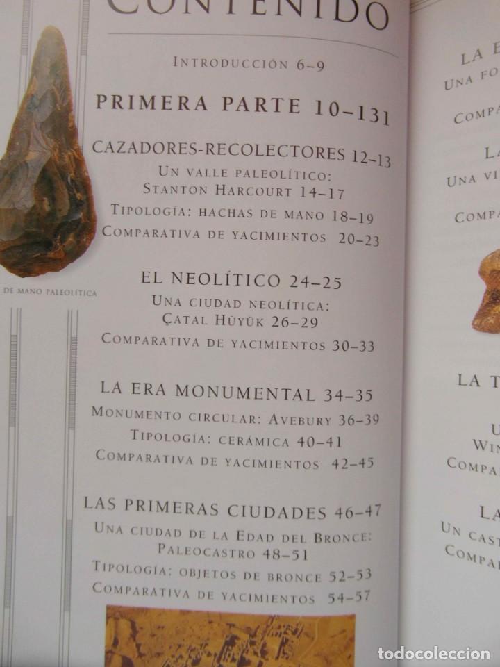Libros de segunda mano: ATLAS DE ARQUEOLOGIA. MICK ASTON Y TIM TAYLOR. DEBIBL - Foto 3 - 162852154