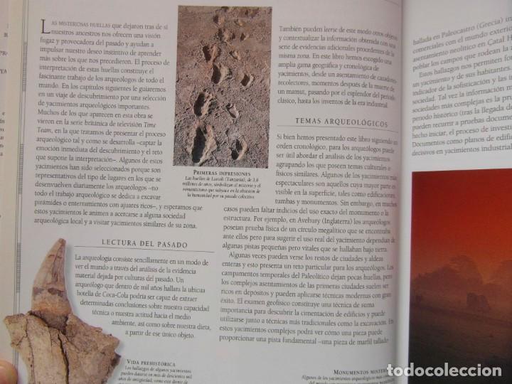 Libros de segunda mano: ATLAS DE ARQUEOLOGIA. MICK ASTON Y TIM TAYLOR. DEBIBL - Foto 5 - 162852154
