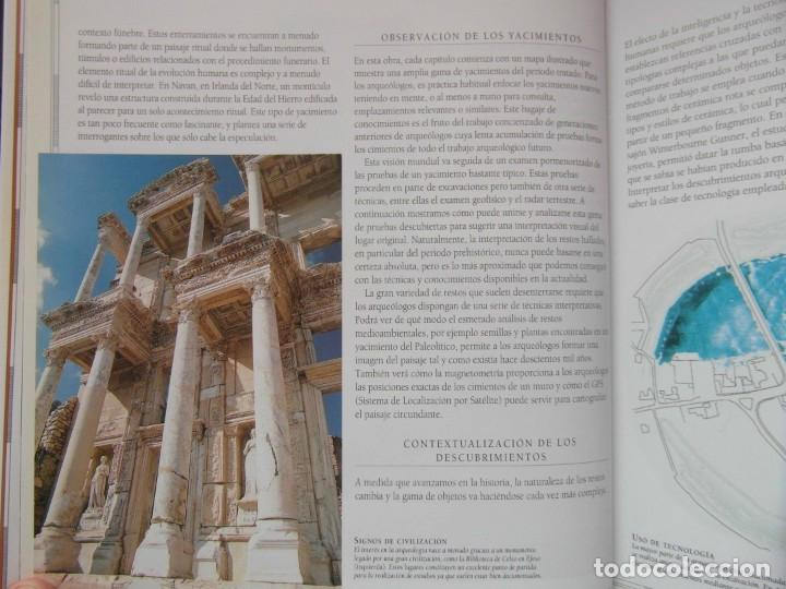 Libros de segunda mano: ATLAS DE ARQUEOLOGIA. MICK ASTON Y TIM TAYLOR. DEBIBL - Foto 7 - 162852154