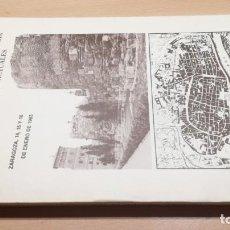 Libros de segunda mano: PRIMERAS JORNADAS DE ARQUEOLOGIA EN LAS CIUDADES ACTUALES/ ZARAGOZA 1983/ / / F201. Lote 163306738