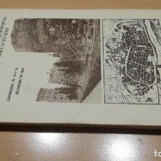 Libros de segunda mano: PRIMERAS JORNADAS DE ARQUEOLOGIA EN LAS CIUDADES ACTUALES/ ZARAGOZA 1983/ / / F201. Lote 163306746