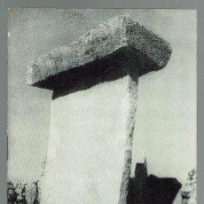 Libros de segunda mano: MENORCA PIEDRA Y ARQUEOLOGÍA, Mª LUISA SERRA BELABRE. DEDICADO POR LA AUTORA. AÑO 1964 (MENORCA.3.3). Lote 163479558