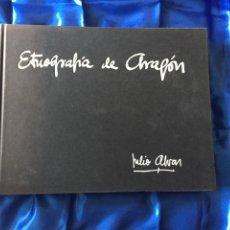 Libros de segunda mano: ETNOGRAFÍA DE ARAGON. Lote 168351845