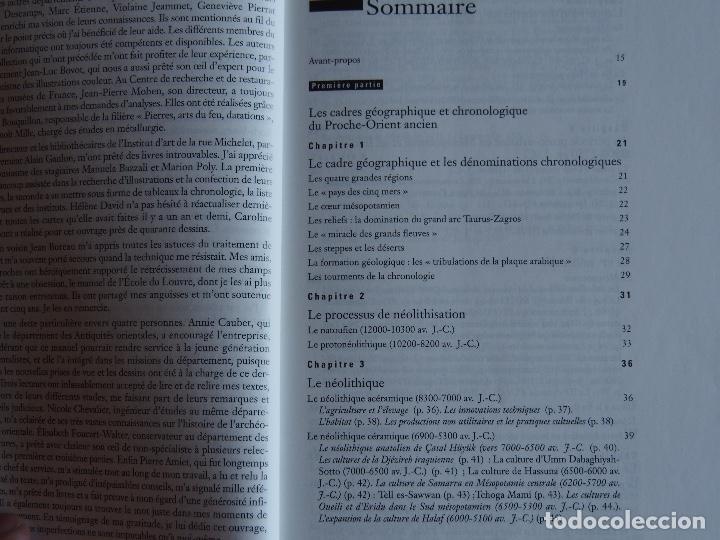 Libros de segunda mano: Les civilisations du Proche-Orient ancient Agnés Benoit Louvre - Foto 3 - 171434825