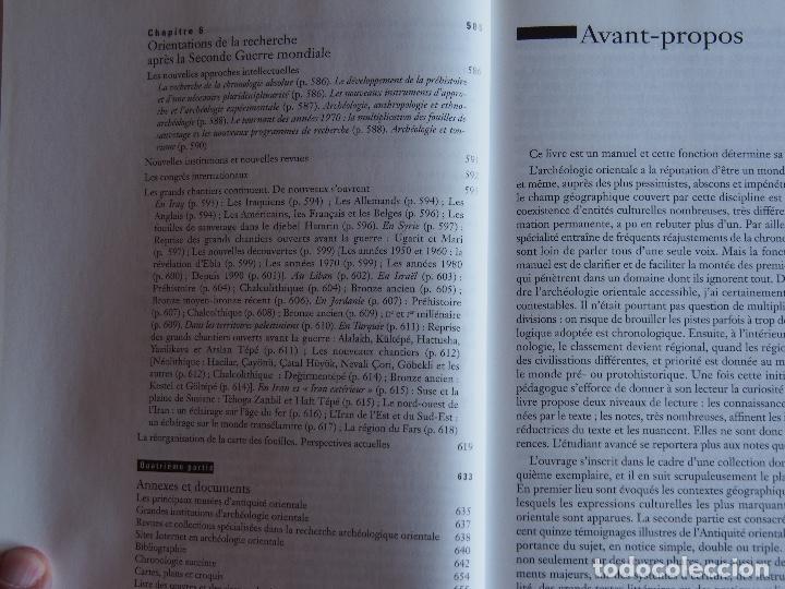 Libros de segunda mano: Les civilisations du Proche-Orient ancient Agnés Benoit Louvre - Foto 6 - 171434825