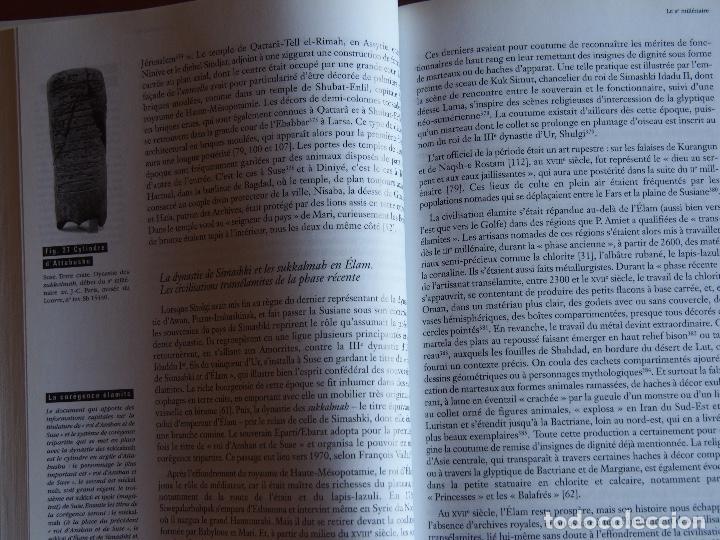 Libros de segunda mano: Les civilisations du Proche-Orient ancient Agnés Benoit Louvre - Foto 7 - 171434825