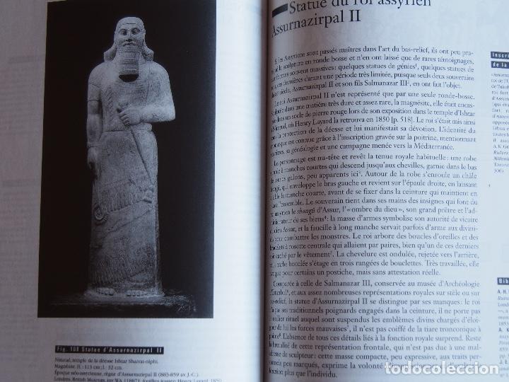 Libros de segunda mano: Les civilisations du Proche-Orient ancient Agnés Benoit Louvre - Foto 13 - 171434825
