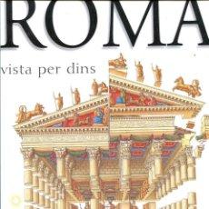 Livros em segunda mão: S. BIESTY. ROMA VISTA PER DINS. GRAN FORMAT. ED. LA MAGRANA 2005. TAPA DURA. Lote 171882363