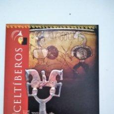 Libros de segunda mano: TRAS LA ESTELA DE NUMANCIA, CELTIBEROS. JUNTA DE CASTILLA Y LEON, SORIA. 2005. DESCATALOGADO, RARO. Lote 172983165