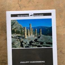 Livros em segunda mão: EL SECRETO DE LOS ORÁCULOS. PHILIPP VANDENBERG. . Lote 173636649