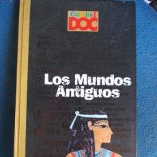 Libros de segunda mano: LOS MUNDOS ANTIGUOS COMBEL. Lote 173990823