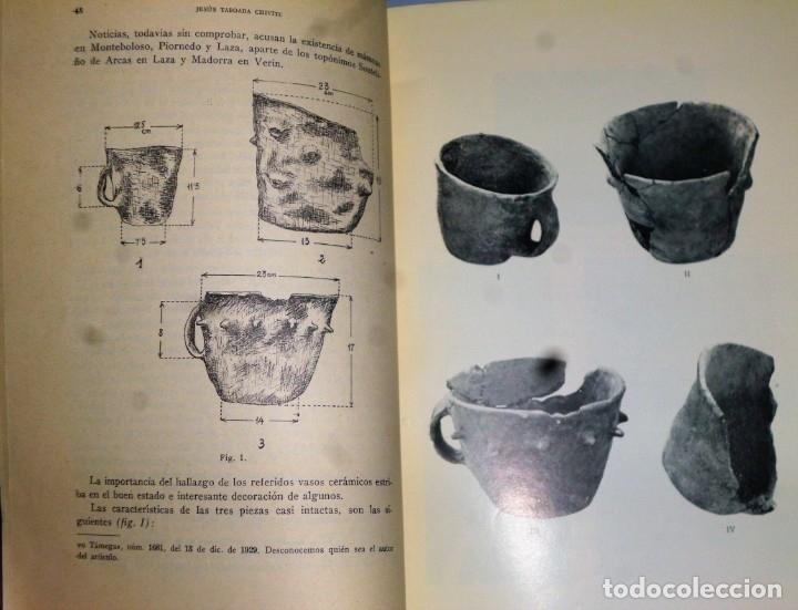 Libros de segunda mano: NOTICIAS ARQUEOLÓGICAS DE LA REGIÓN DE TAMEGA (VERÍN) - Foto 3 - 174535507