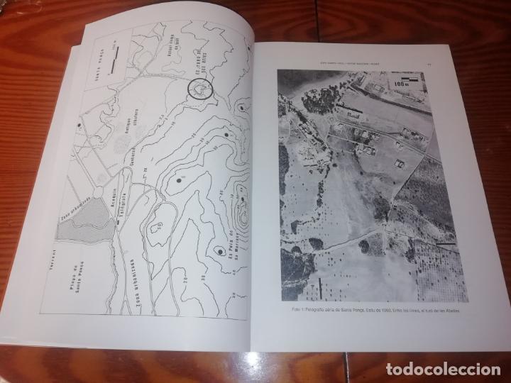 Libros de segunda mano: EL TURÓ DE LES ABELLES . EXCAVACIONS A SANTA PONÇA . JOAN CAMPS - ANTONI VALLESPIR . 1998 . MALLORCA - Foto 4 - 175258949